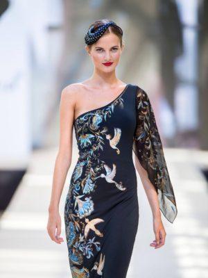 Šaty kolibříci