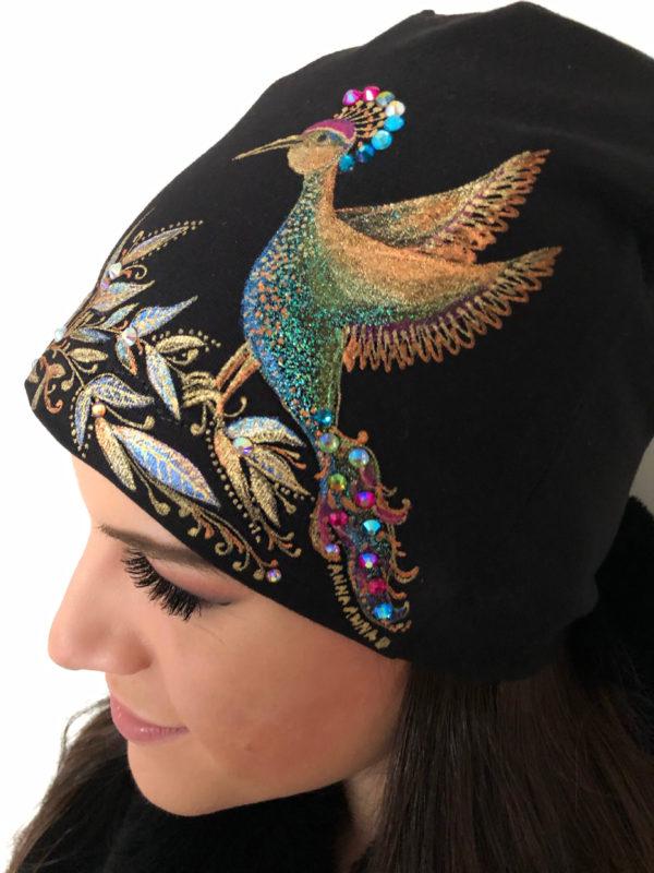 Čepice alfa kolibřík